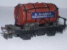 "ALLARD AU PULLMAN H0 : Wagon SNCF Monofoudre ""A. SCHULE"" - Goods Waggons (wagons)"