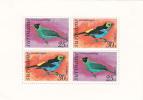 Suriname Birds Miniature Sheet MH - Surinam