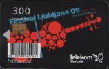 SLOVENIA - 759 - FESTIVAL LJUBLJANA 2009 - Slovénie