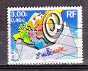 FRANCE / 2000 / Y&T N° 3365 : 3ème Millénaire Sans Vignette - Usuel - France