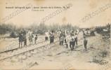 1904 VELIKI SIBIRSKI PUT GRAND CHEMIN DE LA SIBERIE GREAT ROAD WAY SIBERIA RAIL RAILWAY RUSSIA No 32 Old Photo Postcard - Russland