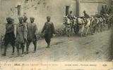 Armée Indienne  Convoi De Vivres  /  Victuals Supply  Indian Army  Voyagée - War 1914-18
