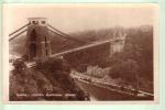 THE CLIFTON SUSPENSION BRIDGE 69110 - England