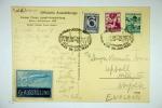 Austria: Kaiser Franz Josef-Ausstellung 1935, Wien - Schönbrunn, Mixfrankatur - 1918-1945 1. Republik
