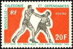 NOUV.-CALEDONIE 1969 - Yv. 362 ** SUP  Cote= 5,20 EUR - Sport : Boxe ..Réf.NCE12486 - Neukaledonien