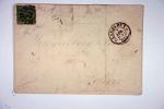 Bayern, Folded Letter From Landshut, 1857 With 9 Kreuzer Green. - Bayern