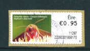 IRLAND/IRELAND  -  ATM Label Used On Paper As Scan - Franking Labels