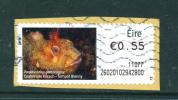 IRLAND/IRELAND  -  ATM Label Used On Paper As Scan - Vignettes D'affranchissement (Frama)