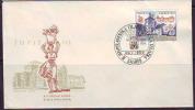 YUGOSLAVIA  - JUGOSLAVIJA  - PHILATEL.EXHIBITION -  JUFIZ  III - ZAGREB  - 1956 - Philatelic Exhibitions