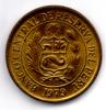 PERU 10 SOLES DE ORO 1979 - Perú