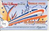 Disney PASSEPORT Walt Disney World Orlando USA  (209) - Disney