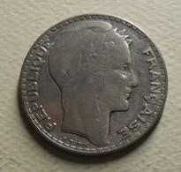 1930 - France - 10 FRANCS, Turin, Argent, Silver, KM 878, Gad 801 - K. 10 Franchi