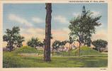 Scenic View, Indian Mounds Park, St. Paul, Minnesota, 30-40s - St Paul