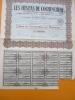 Action/ Les Hévéas De Cochinchine/Part De Fondateur Au Porteur/DON THUAN/ TAY NINH/1925   ACT12 - Azioni & Titoli