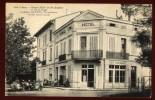 Cpa Du 83  Saint Aygulf  Grand Hôtel Et De La Plage Audibert Barrin Propriétaire   LEQ1 - Saint-Aygulf