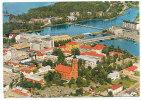 Finland Postcard Savonlinna Nyslott Sent To Denmark 16-8-1978 - Finlande