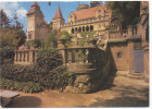 Hungary Postcard Szekesfehervar Bory Castle Sent To Netherlands 1990 - Hungary