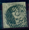 Belgique - No 6 Oblitéré P 28 (Ciney), 4 Marges, Voisin Droite, See Scan - 1851-1857 Medaillen (6/8)