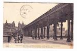 Le Pont De Passy La Passerelle Du Métropolitain - Distrito: 16