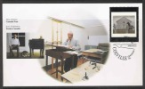 Canada  2002   Sc#1945  $1.25 Colville Art  On FDC - 2001-2010