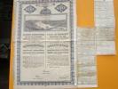 Action/Ville De Budapest/Obligation/Empru Nt 4%/HONGRIE/1911   ACT19 - Shareholdings