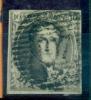 Belgique - No 6 Oblitéré P 107 (Seneffe), 4 Marges, Très Propre, See Scan - 1851-1857 Medaillen (6/8)