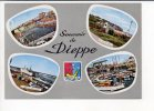 76 Dieppe - Multi-vues  / Blason - Dieppe