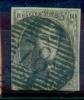 Belgique - No 10 Oblitéré P 78 (Malines), 4 Marges, Très Propre, See Scan - 1858-1862 Medaillen (9/12)