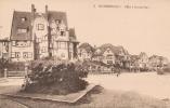 2 DUINBERGEN : Villa Kasteeltje - RARE CPA - SAIA, Bruxelles - België