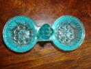 Saleron Ancien Turquoise - Vidrio & Cristal