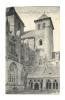 Cp, 22, Tréguier, La Tour D'Hastings Et Le Clocher - Tréguier