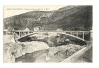 Cp, 66, Amélie-les-Bains, Pont En Ciment Armé, Sur Le Tech - Andere Gemeenten