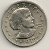 USA  1 Dollar 1979 P KM#207 - Federal Issues