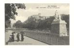 Cp, 65, Lourdes, Une Allée De L'Esplanade - Lourdes