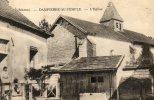 -CPA - 51 - DAMPIERRE-AU-TEMPLE - L'Eglise  - 141 - France