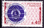 France 1967   Y .. 1534  ( Cachet Rond) - France