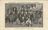 91 - ORSAY - Société Philarmonique D'Orsay - Un Groupe Important D'Exécutants - Au Dos : Siège Social - 3 Rue Archange.. - Orsay