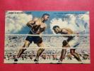 Jack Dempsey  Knocks Out Jess Willard---  Linen--  ---    -----   Ref  567 - Boxing