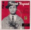 ### Disque Vinyle, 45 Tours, Fernand Raynaud, Dry, Le 22 A Asnieres, Deux Croissants,les Oeufs  , Port France 2.70 Euros - 78 T - Disques Pour Gramophone