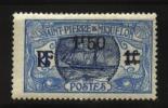 Saint Pierre Et Miquelon SPM  N° 125 Neuf  * Cote Y&T    4,50  €uro  Au Quart De Cote
