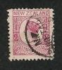 NOUVELLE ZELANDE BRITANNIQUE -  N°  37 A -  Y & T -  O  - Cote 100 € - 1855-1907 Crown Colony