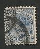 NOUVELLE ZELANDE BRITANNIQUE -  N°  65 -  Y & T -  O  - Cote 60  € - Used Stamps