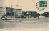 MARSEILLE - Le Prado Et Le Nouveau Casino (tramway) - Castellane, Prado, Menpenti, Rouet