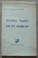 Petite Suite En Fa Majeur - Poésie