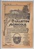 Bulletin Agricole Neuchâtelois - N°6  15 Mars 1945 - La Revue Romande D´Agriculture De Viticulture Et D´Arboriculture - Journaux - Quotidiens