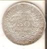 MONEDA DE PLATA DE BOLIVIA DE 50 CENTAVOS DEL AÑO 1909  (COIN) SILVER,ARGENT. - Bolivia