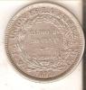 MONEDA DE PLATA DE BOLIVIA DE 50 CENTAVOS DEL AÑO 1897  (COIN) SILVER,ARGENT. - Bolivia