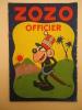 FRANCHI  -  ZOZO OFFICIER - René Touret - Andere Autoren