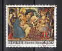 Italia   -   1970.  Natale 1970.  Adorazione Dei Magi ( Gentile Da Fabriano ).  Lusso - Weihnachten
