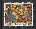 Italia   -   1970.  Natale 1970.  Adorazione Dei Magi ( Gentile Da Fabriano ). Lusso - 6. 1946-.. Republic
